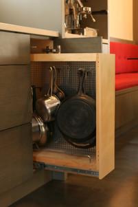 Burlington modern kitchen renovation