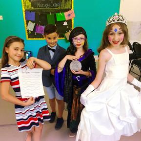 The Royal Trick Cast