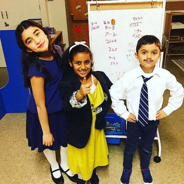Teacher, Principal and Vice Principal