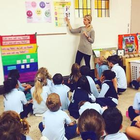 Kingsley Whole School Workshop