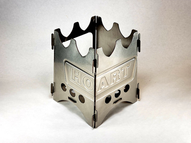 Collapsible Camp Stove/ Fire Starting Kit