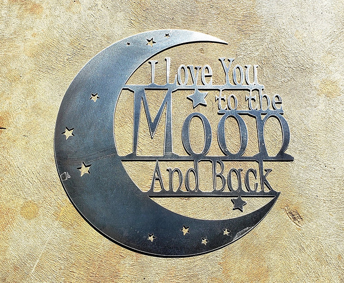 Love ya to the Moon