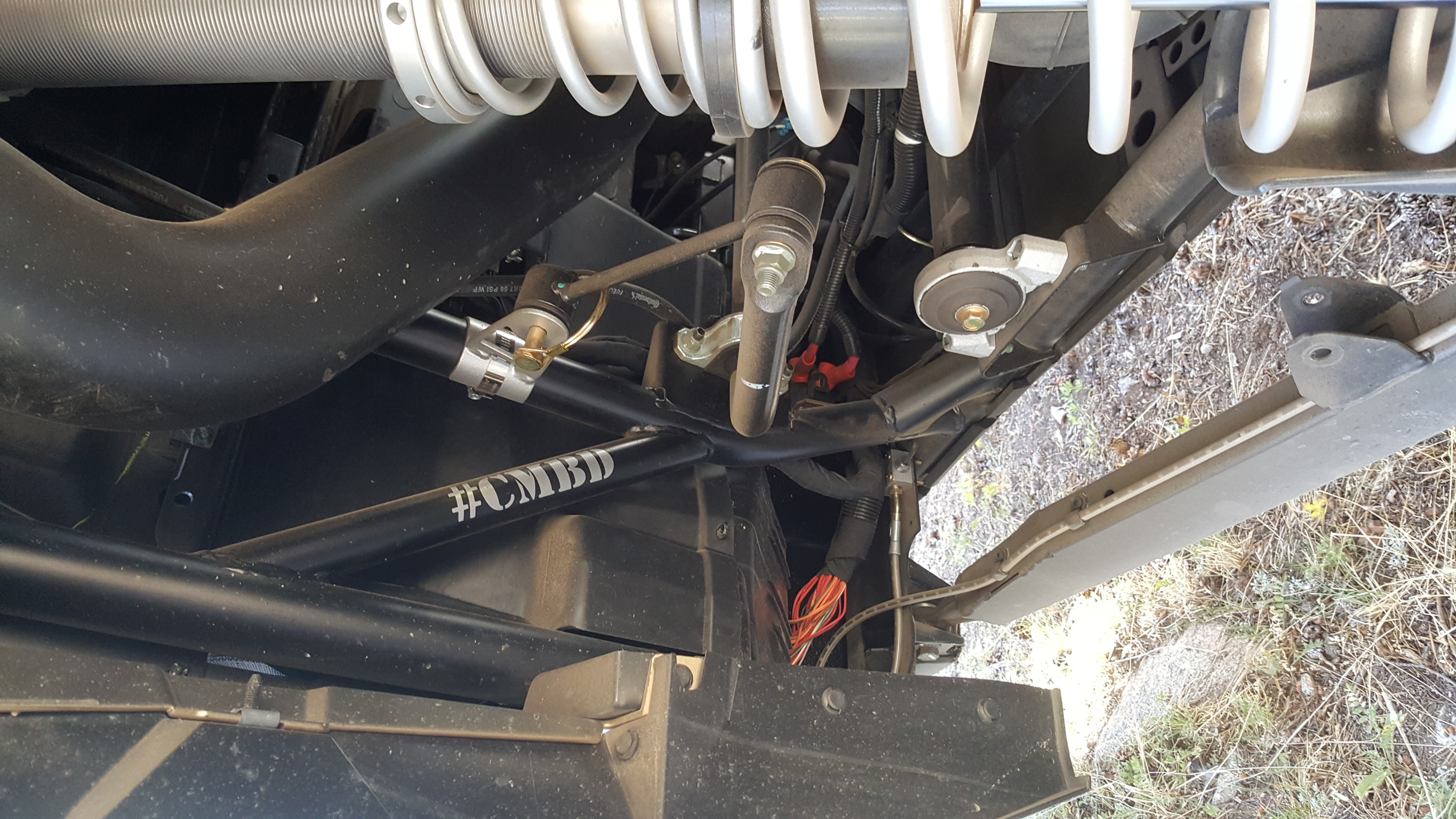 rzr xp1000 sway bar disconnect