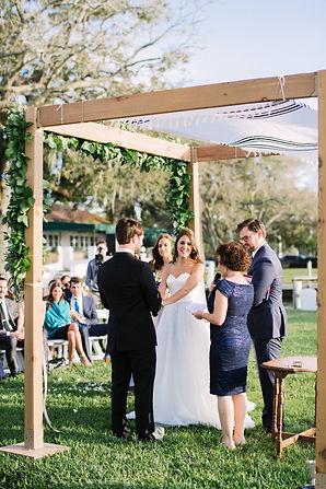 Justin Demutiis Photography, Field Club wedding, Sarasota