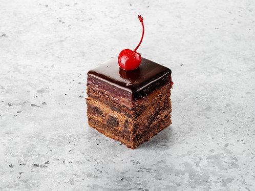 """Десерт """"Черный лес"""""""