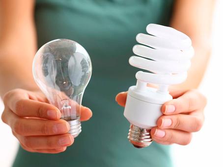 Lâmpada LED ou Fluorescente: qual escolher?