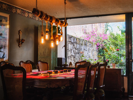 Como escolher o pendente ideal para a sala de jantar?