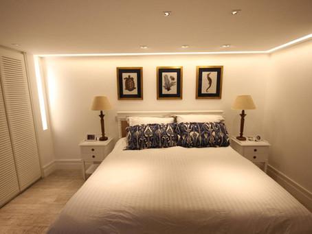 Dicas de iluminação para o quarto de casal