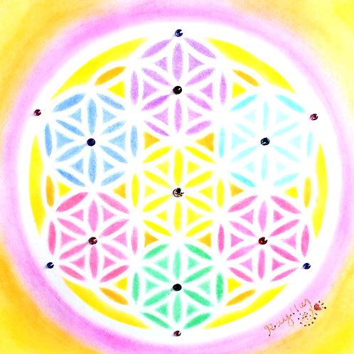 Balance your heart, balance your chakra ~ハートのバランスを取る、チャクラのバランスを取る~