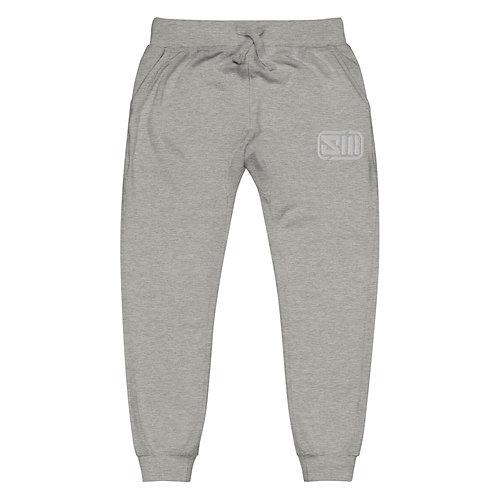 Unisex Scribe Logo Fleece Sweatpants