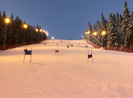 Europacuprennen in Trysil (NOR)