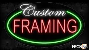 Custom Framing Up to 20x24  -Shadow Box