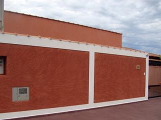 Qual a melhor cor de tinta para pintar os muros de casa.