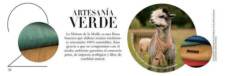 Harpers Bazaar Mexico La Maiso de la Maille