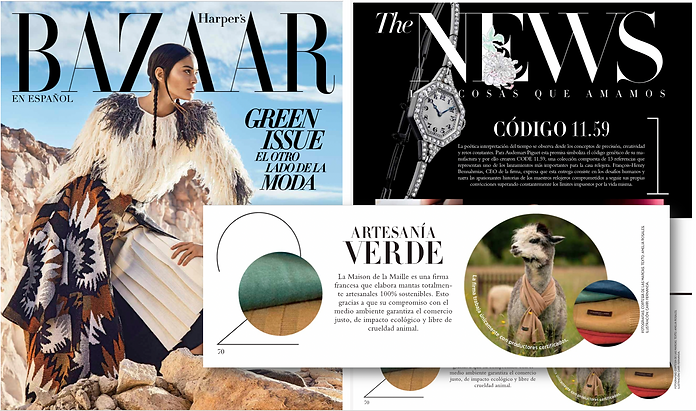 HarpersBazaar Mexico_Green Issue