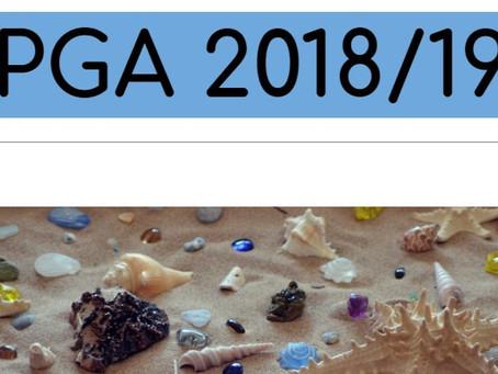 PGA 2018-2019