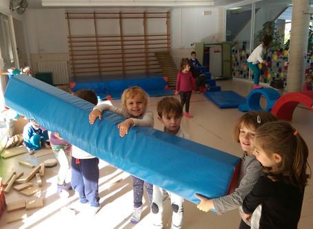 Psicomotricitat a Educació Infantil