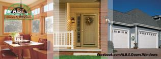 A.B.E. Doors and Windows