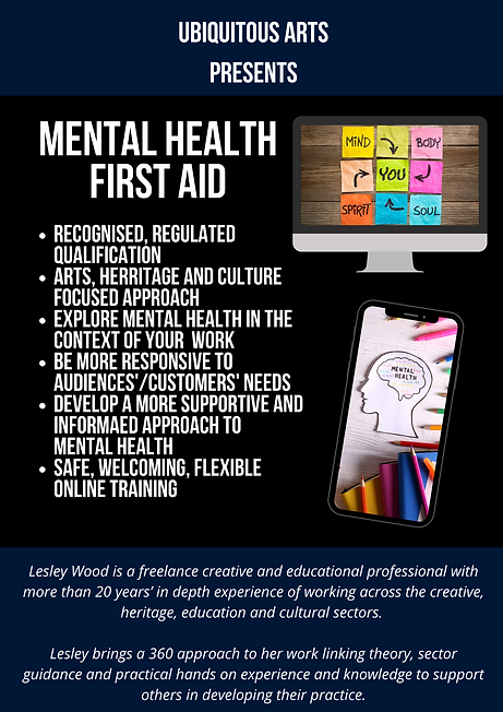 Final Full Poster Mental Health First Ai