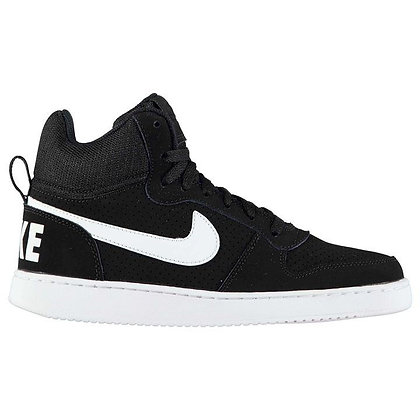 Nike Court Borough Mid Top Mens Trainers