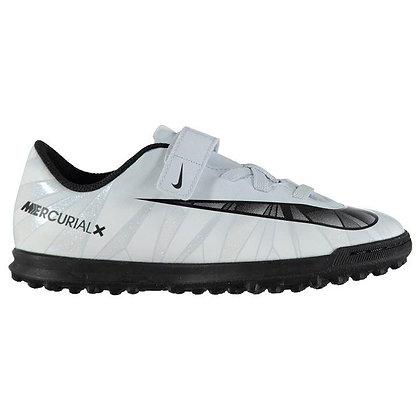 נעלי קט רגל   Nike Mercurial Vortex CR7 Childrens Astro Turf Trainers