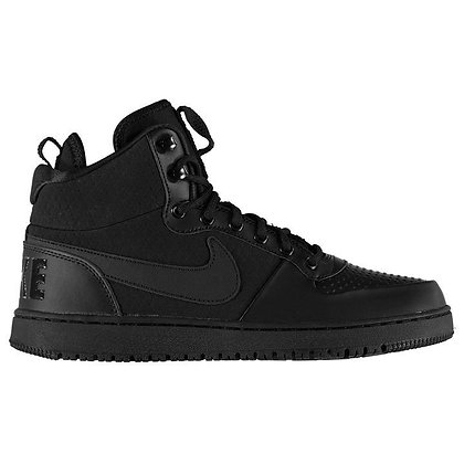 Nike Court Borough Mid Top Winter Trainers Mens