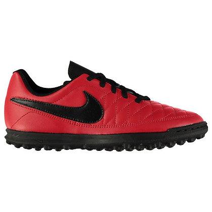נעלי קט רגל נייק בצבע אדום קלאסיות - giantballs.co.il