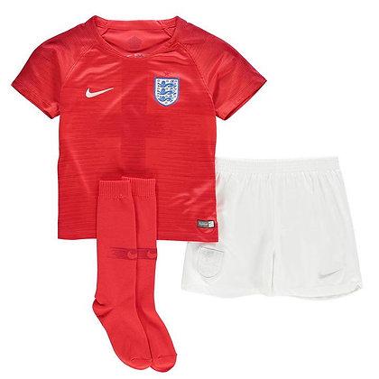 נייק ילדים | Nike England Away Mini Kit