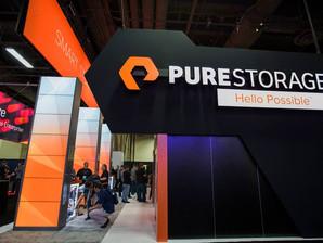 Партнерство с Pure Storage