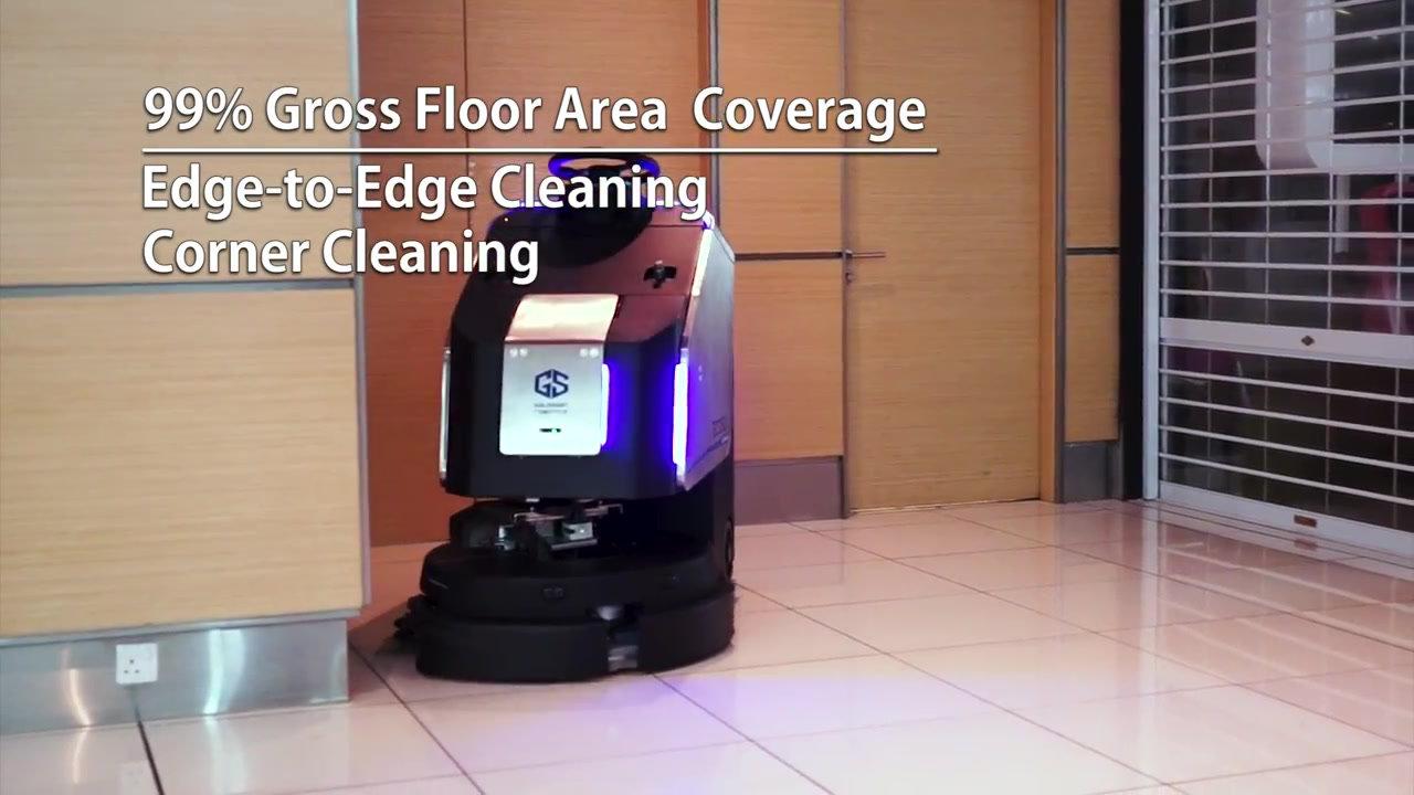 Autonomous Cleaning Robot 75 $1600/month