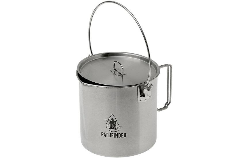 Pathfinder Stainless Bush Pot