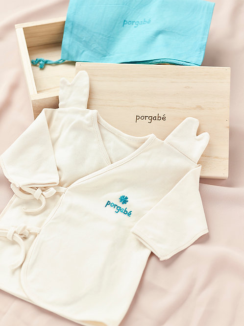 An Angel is coming down Gift Set: Korean Style Newborn Clothes : 'BeNetJeoGoRi'
