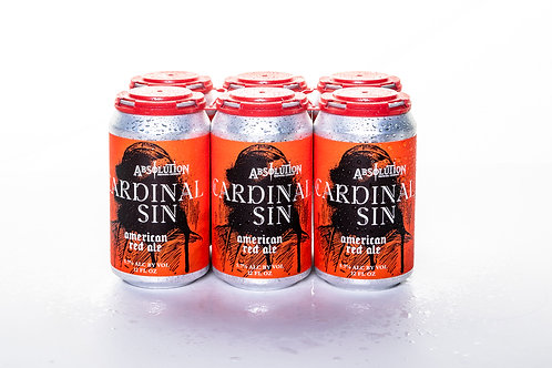 Cardinal Sin Red Ale