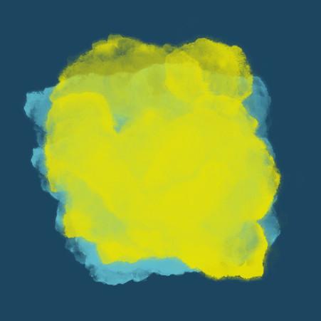 Watercolor Splash Design Background