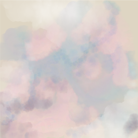 Coral Beige Blue Color Gradient Ink Watercolor Background . SVG, PNG, .AI