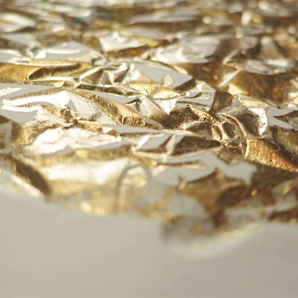 anakleo gypsum 3d wall panel gold rock