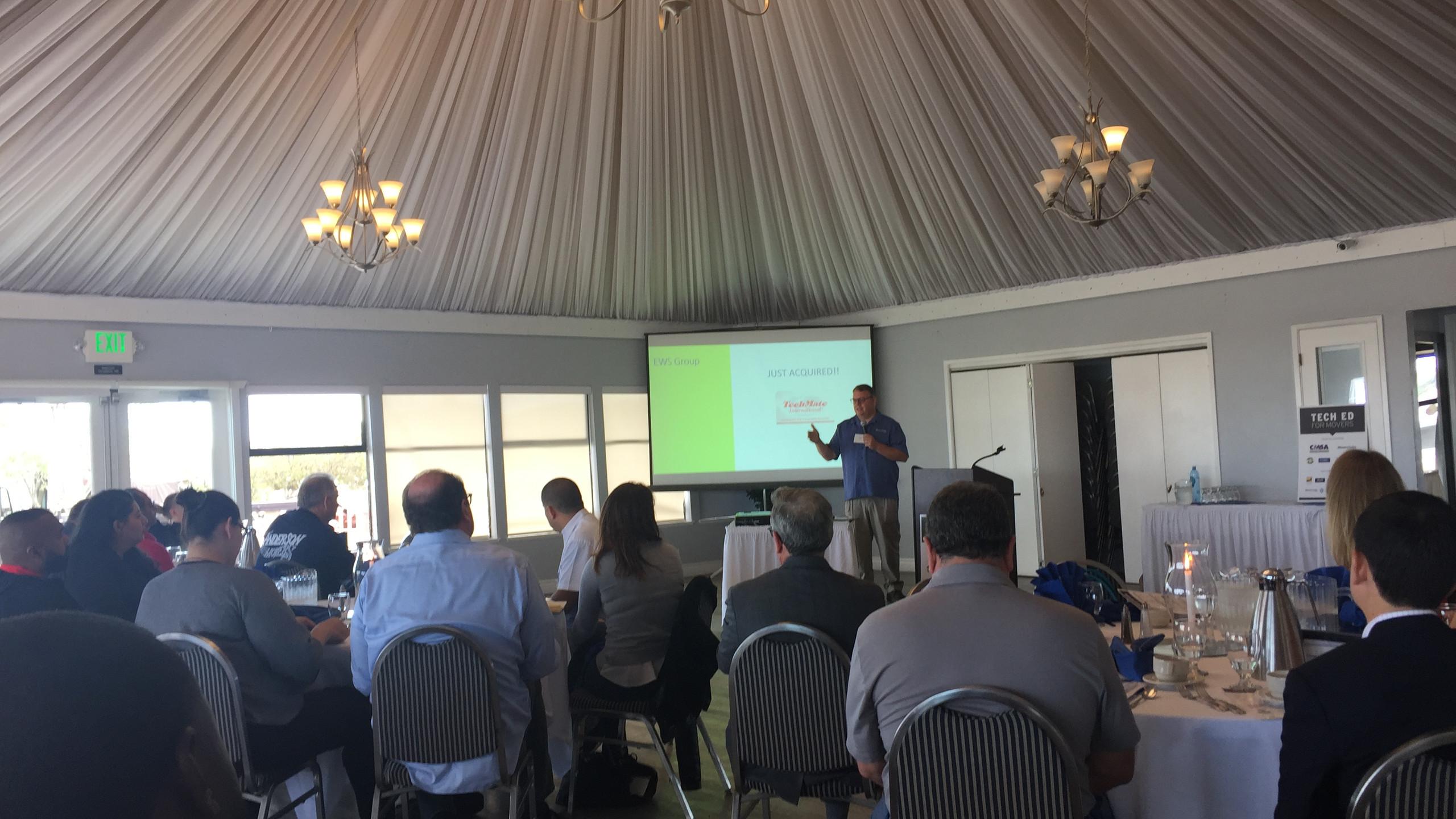 Joe Eckert MoversSuite EWS Tech Ed