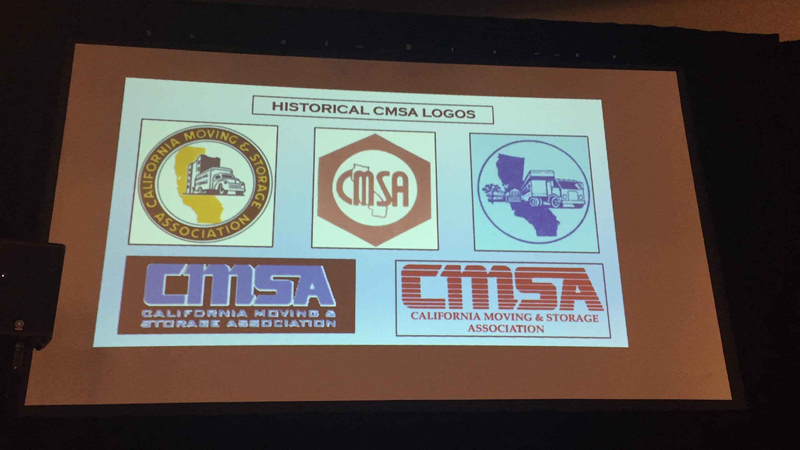 cmsa logo history