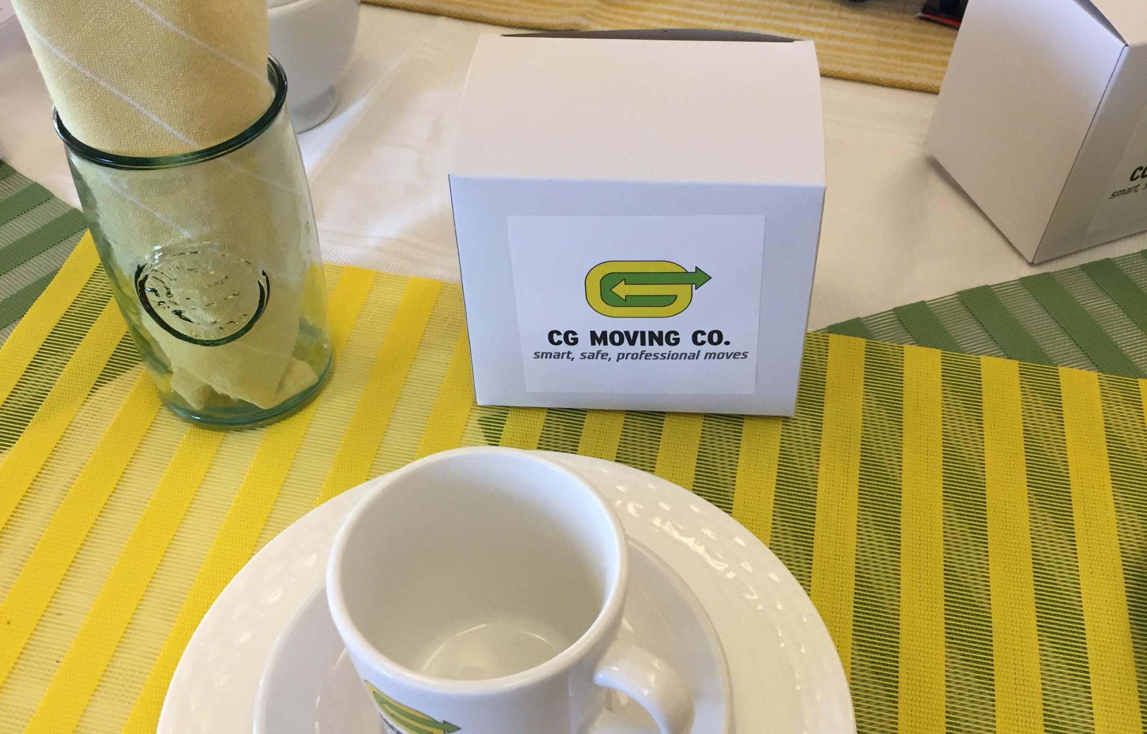 CG Moving Tea