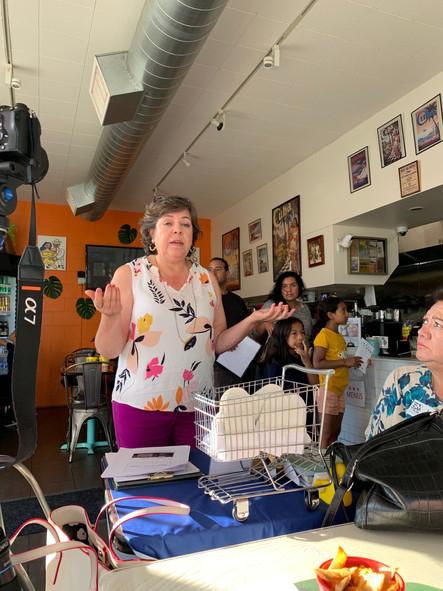Latino Chamber Committee Mixer @  Cuban Kitchen