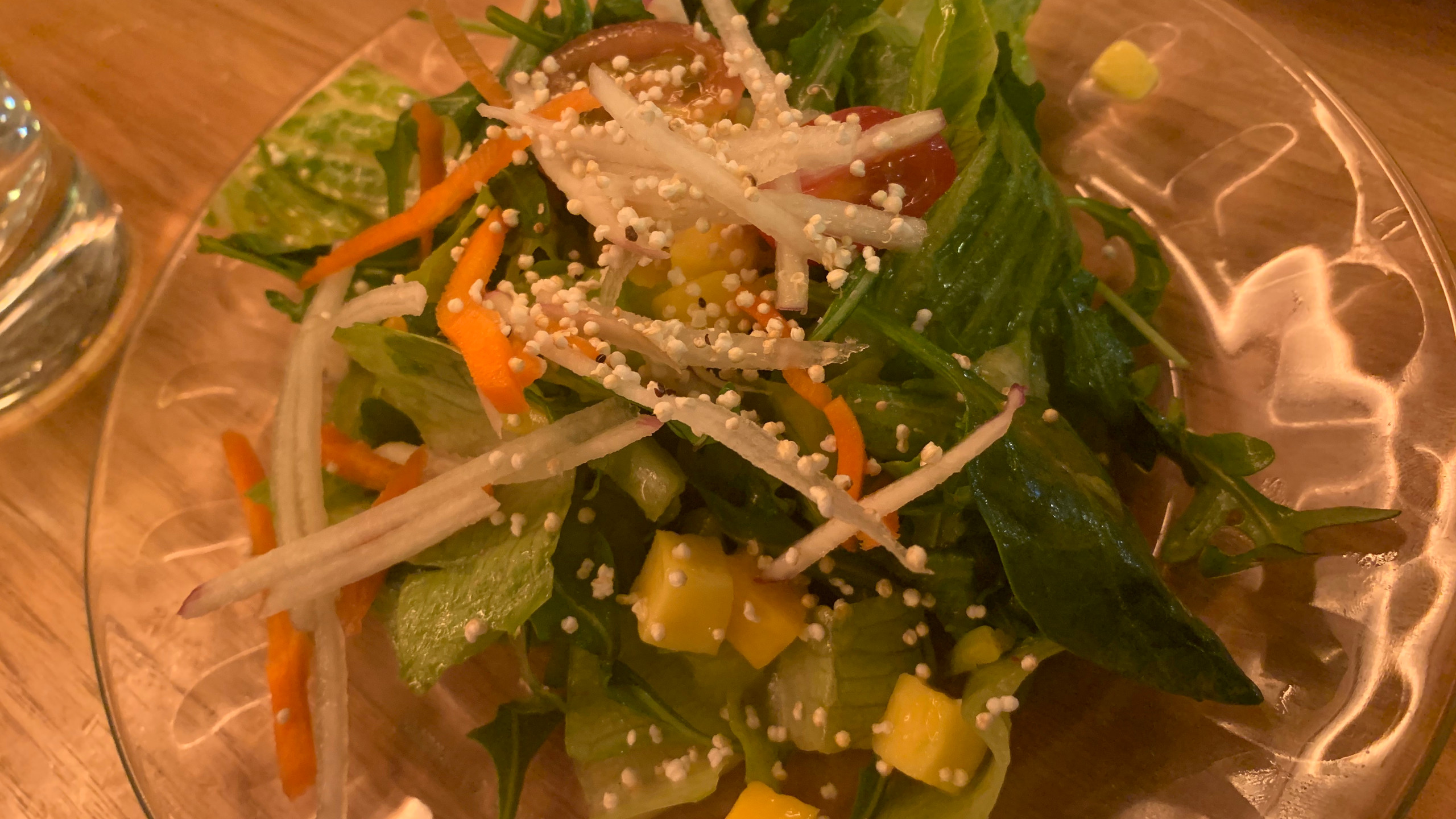 CMSA Agave Uptown salad