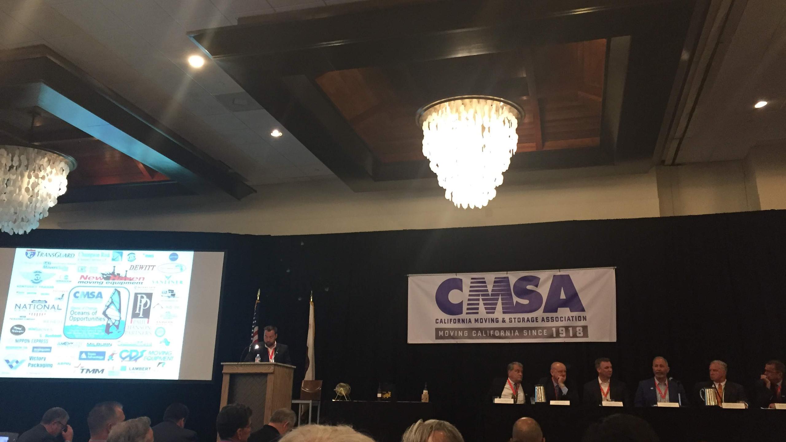 cmsa convention van lines panel