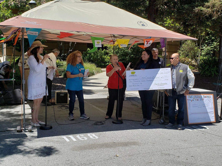 Investing in future entrepreneurs and supporting the Redwood City community.
