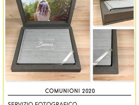 COMUNIONI 2020
