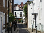 The Alleys and Lanes of Hampstead