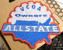 Allstate owners patch