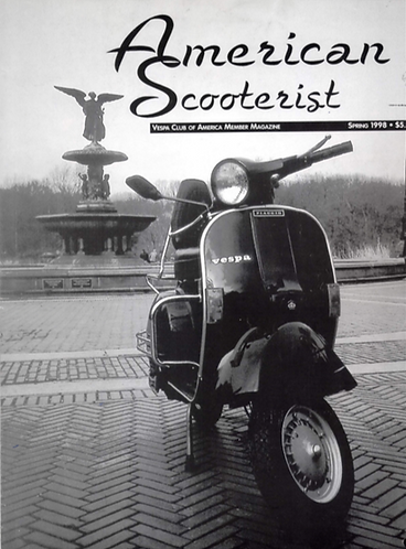 American Scooterist #23 Spring 98