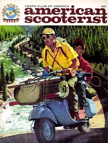 American Scooterist #61