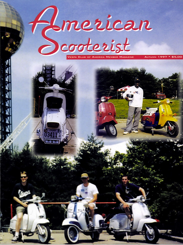 American Scooterist #21 Fall 97