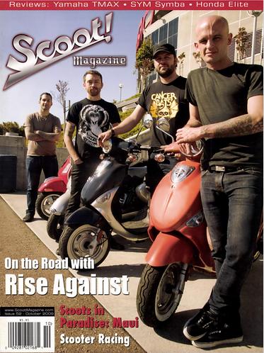 Scoot! Magazine October 2009 #52